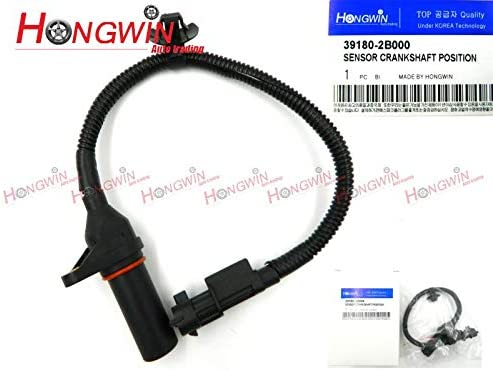 Crankshaft Position Sensor For Hyundai Elantra i20 i30 i40 KIA Rio 39180-2B000