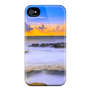 Fashion Protective Morning View Cases Covers For Iphone 6