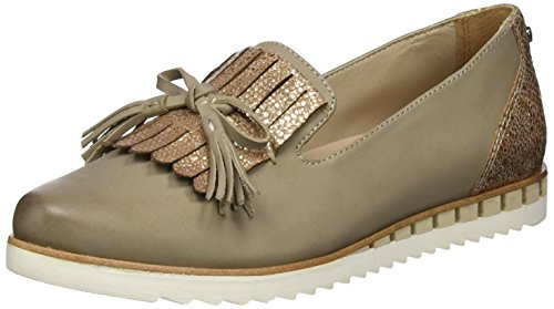 Marron Natural Pepper 324 Femme Mocassins 24202 Be ndvwxq7I7