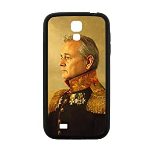 Bill Murray Painting Samsung Galasy S3 I9300 Protecter - Retail Packaging - Laser Rubber