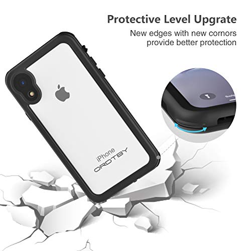 Amazon.com: ORDTBY iPhone XR Waterproof Case, Underwater ...