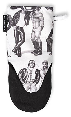 Tom of Finland: Fellows Oven Mitt By Finlayson