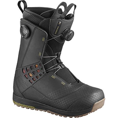 - Salomon Snowboards Dialogue Focus Boa Snowboard Boot - Men's Black, 10.5