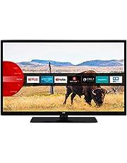 JVC LT-32VH53A 81 cm (32 inch) televisie 32 Zoll zwart LT-32V55LFA