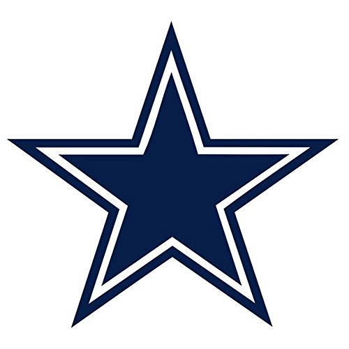 Dallas Cowboys Lapel Pins (Dallas Cowboys Official NFL Pin Badge (One Size) (Navy))