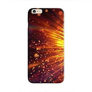 Cover It Up - Gold Exploding iPhone 6 Plus / 6s Plus Hard Case