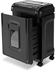 $47 » AmazonBasics Micro-Cut Paper and Credit Card Home Office Shredder