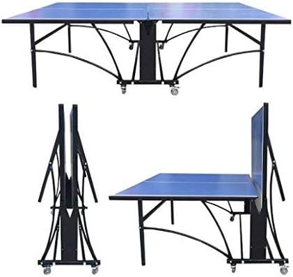 Softee Equipment Mesa Tenis DE Mesa Interior Mojave - Color Gris Y Azul: Amazon.es: Deportes y aire libre