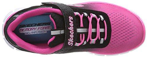 Noir salle fille Noir sports en Appeal Chaussures Rose Skechers de w4qxU0YX
