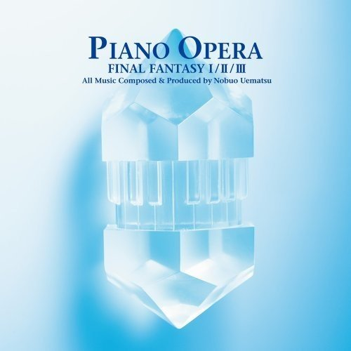 Price comparison product image Piano Opera: Final Fantasy I/II/III