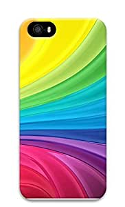 iPhone 5 5S Case Liquidity Color Background 3D Custom iPhone 5 5S Case Cover