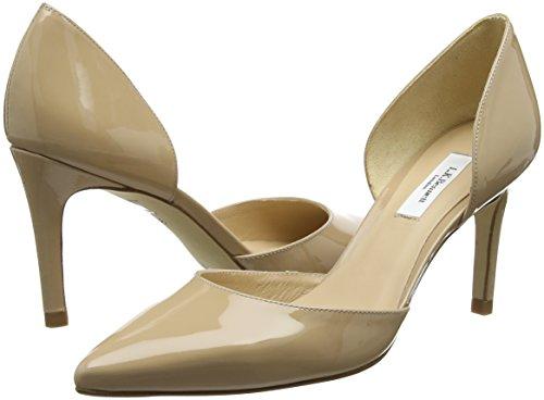 Beige Para L Bennett bei Mujer k Tacón Flossie trench De Zapatos wq8Pw