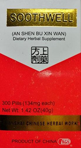 Soothwell (An Shen Bu Xin - Herbal Chinese Works Shanghai