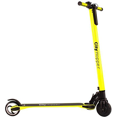 City Hopper - Patinete eléctrico 10,4 Ah amarillo: Amazon.es ...