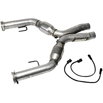 4 High Flow Performance Off Road Only Full X Pipe For