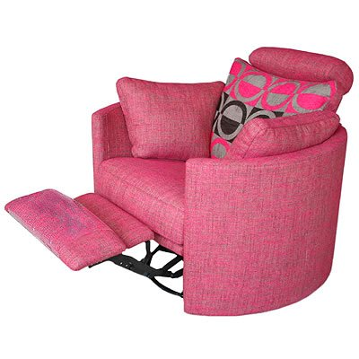 Wondrous Orbit Fabric Recliner Fabric Relax Armchair With No Rocking Pabps2019 Chair Design Images Pabps2019Com