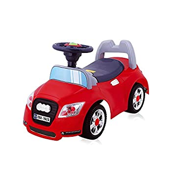 ANDADOR COCHE RIDE ON CAR ADI ROJO CHIPOLINO: Amazon.es ...