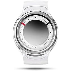 ZIIIRO Eon Unisex Watches Clear