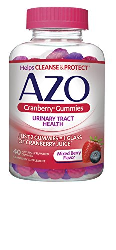 AZO Cranberry Urinary Tract Health Dietary Supplement (Supplement Urinary Health)