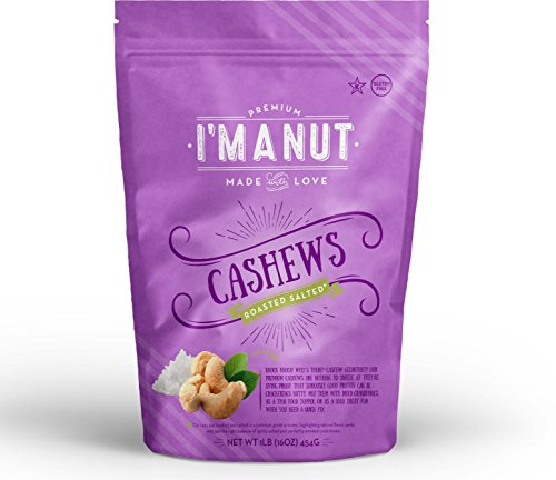 Cashews Roasted Salted Fancy Resealable product image