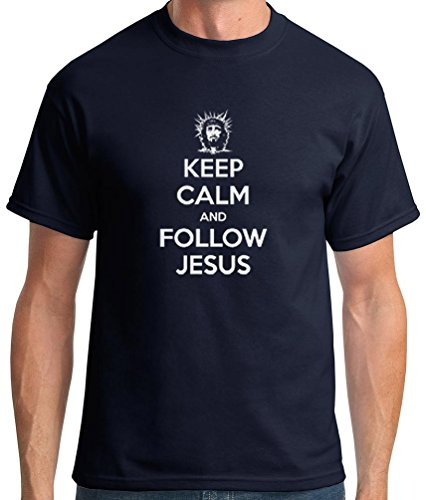 TshirtsXL Follow Jesus Graphic Sizes product image
