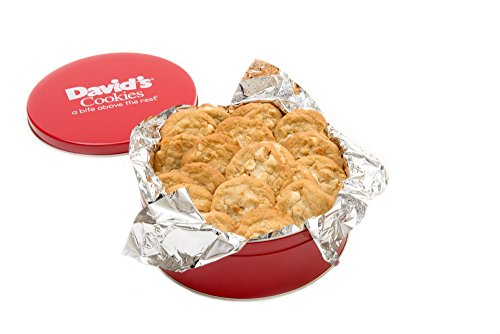Davids Cookies Macadamia White Chunks