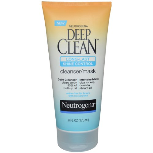 Amazon.com: Neutrogena Deep Clean Long-Last Shine Control