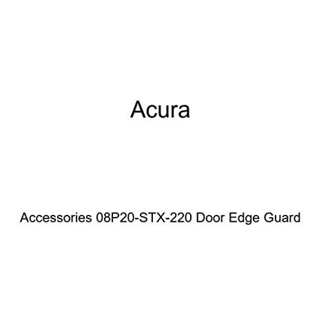 Genuine Acura Accessories 08P20-STX-220 Door Edge Guard