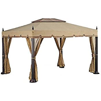 Replacement Canopy for Home Depotu0027s Mediterra Gazebo ...  sc 1 st  Amazon.com & Amazon.com : Replacement Canopy for Home Depotu0027s Mediterra Gazebo ...