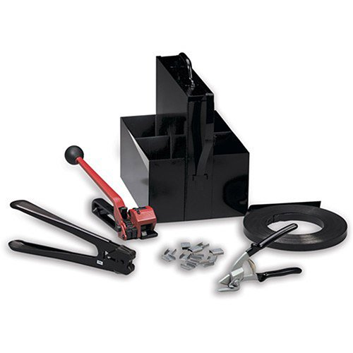 PAC Strapping SK68 3/4'' Steel Strapping Kit