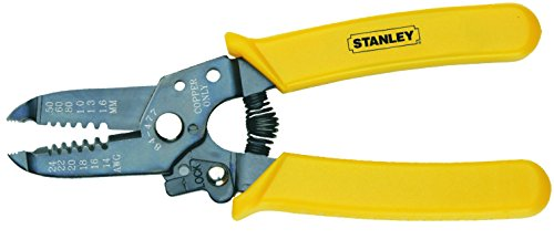 Wire stripper hand tool