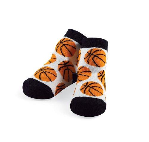 Mud Pie All Basketball Sock