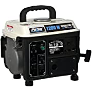 Pulsar PG1202s 1200W Peak 1000W Rated Portable Gas-Powered Generator