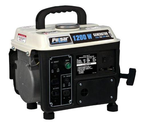 Pulsar PG1202s Portable Gas Powered Generator