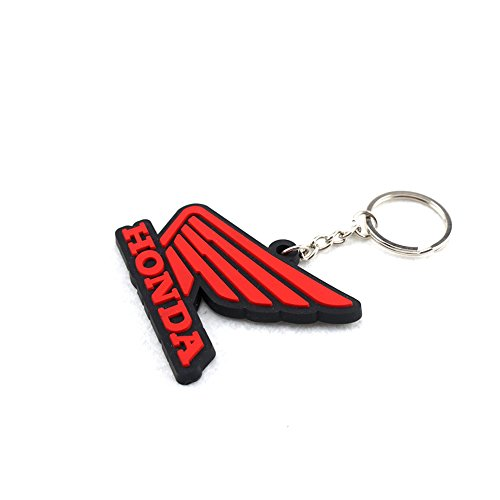 Cbr Rings - Keyring Motor Bike Rubber Keychain Key Chain Key Ring Gift For Honda CBR REPSOL