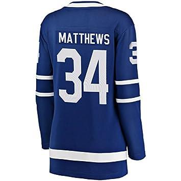 Women s Toronto Maple Leafs Auston Matthews Fanatics Royal Breakaway Hockey  Jersey (3X-Large) 7c327d2da8