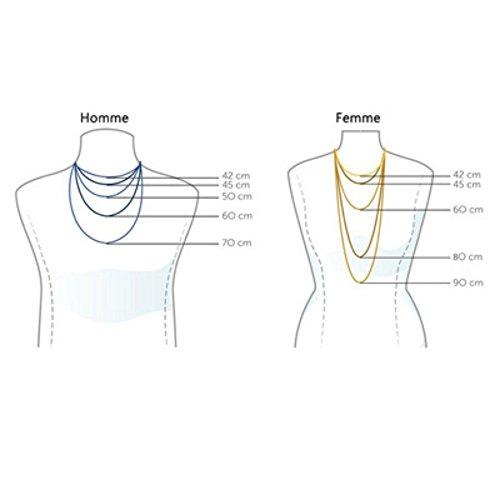 Collar Mariposa–Chapado en oro