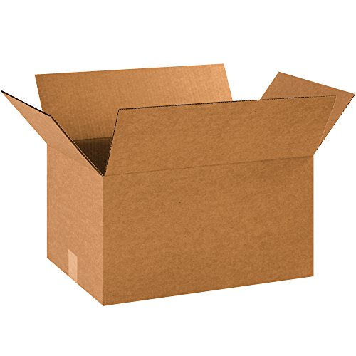 - Partners Brand P181210 Corrugated Boxes, 18