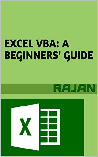 Amazoncom Excel VBA A Beginners Guide EBook Rajan Kindle Store - How to create an invoice in excel vitamin store online