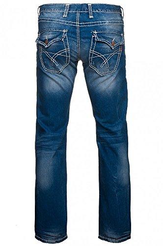 Cipo & Baxx Herren Designer Jeans Hose Denim C-0738