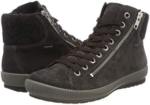 Zapatillas Para lavagna Gris Altas Legero Tanaro Mujer 98 5AqSSH