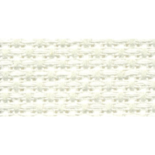 DMC GD1836-0322 Classic Reserve Gold Label Aida Fabric Box, Antique White, 18 Count from DMC