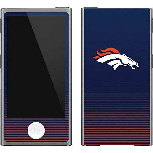 - Skinit NFL Denver Broncos iPod Nano (7th Gen&2012) Skin - Denver Broncos Breakaway Design - Ultra Thin, Lightweight Vinyl Decal Protection