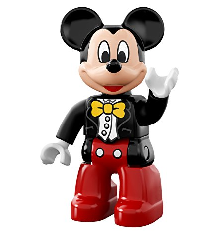 417sLhZyzGL - LEGO Duplo l Disney Mickey Mouse Clubhouse Mickey & Minnie Birthday Parade 10597 Disney Toy