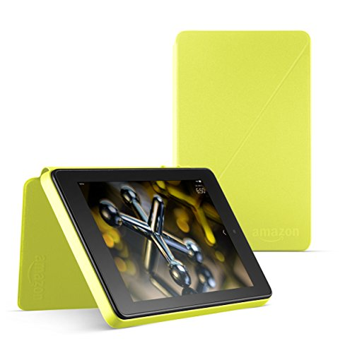 Standing Protective Case for Fire HD 6 (4th Generation), Citron