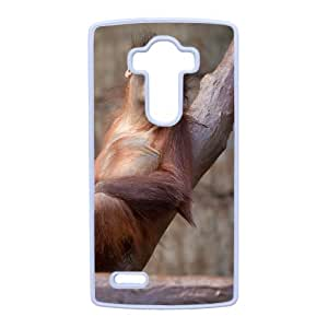 Orangutan Phone Case, Only Fit To LG G4