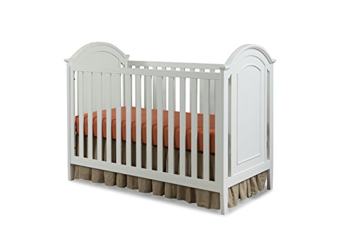 Bertini Pembrooke 4 In 1 Convertible Crib Dark Walnut