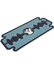 JUNWEN Barber Hairdressing Mats Countertop Anti-Skid Silicone Mat Countertop Protector Mat voor Clippers, Salon Gereedschap, Bar Service, Salon Kapper Winkel Station, Koffie Tool Mat (Color : Blue)