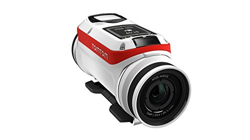 TomTom Bandit 4k Action Video Camera (Tomtom Mounted)