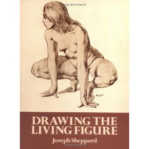 Drawing the Living Figure by Joseph Sheppard
